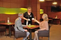 Cafe Bistro Tilia in der Klinik Lindenplatz