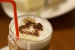 Kaffee aus dem Bistro Talia