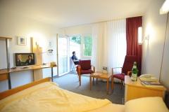Zimmer in der Klinik Lindenplatz