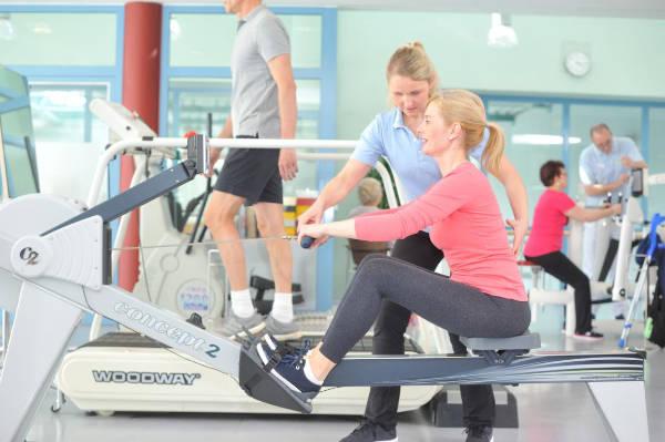Sporttherapie im Rahmen der orthopädischen Rehabilitation