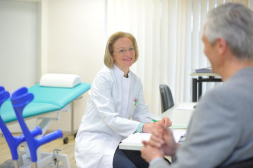 Untersuchungen im Rahmen der Rehabilitation nach Amputation