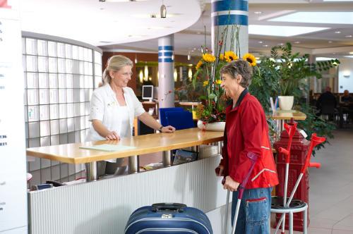 AHB in der Klinik Lindenplatz